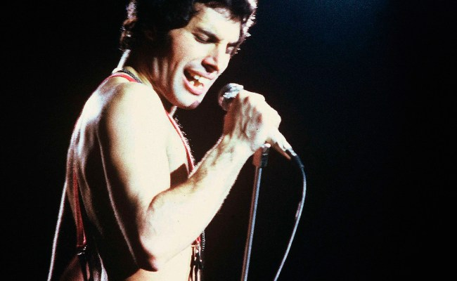 Queen To Release New Album With Unreleased Freddie Mercury