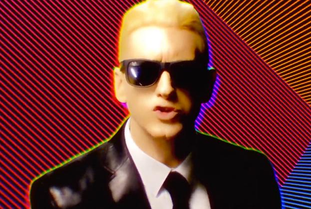 Eminem Embraces Hip-Hop History in 'Rap God' - Rolling Stone