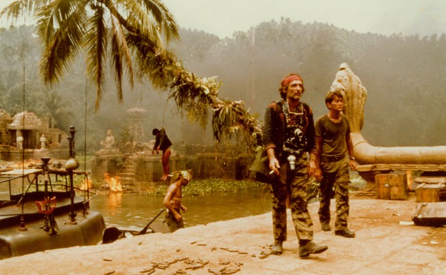 This Is The End James Gray On Apocalypse Now Rolling