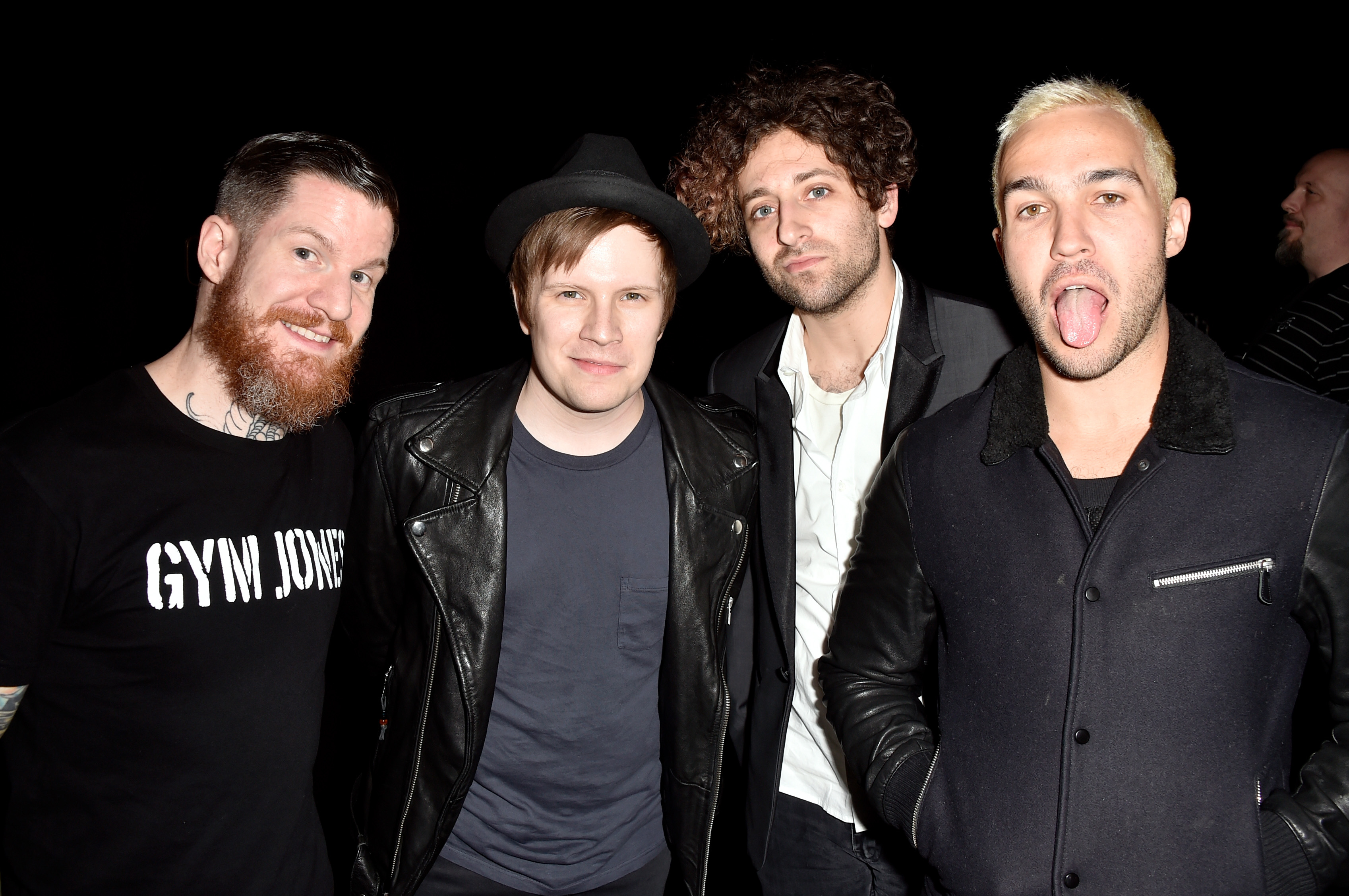 Fall Out Boy Mania Wallpaper 14 Things We Learned On The Road With Fall Out Boy