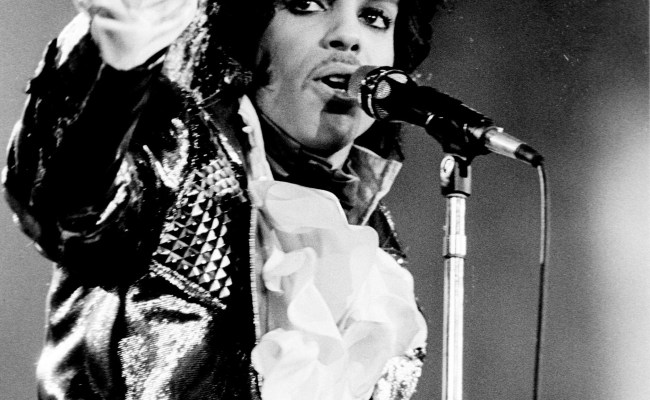 The Secret Life Of Prince Rolling Stone