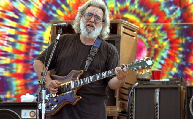 Jerry Garcia The Rolling Stone Interview Rolling Stone