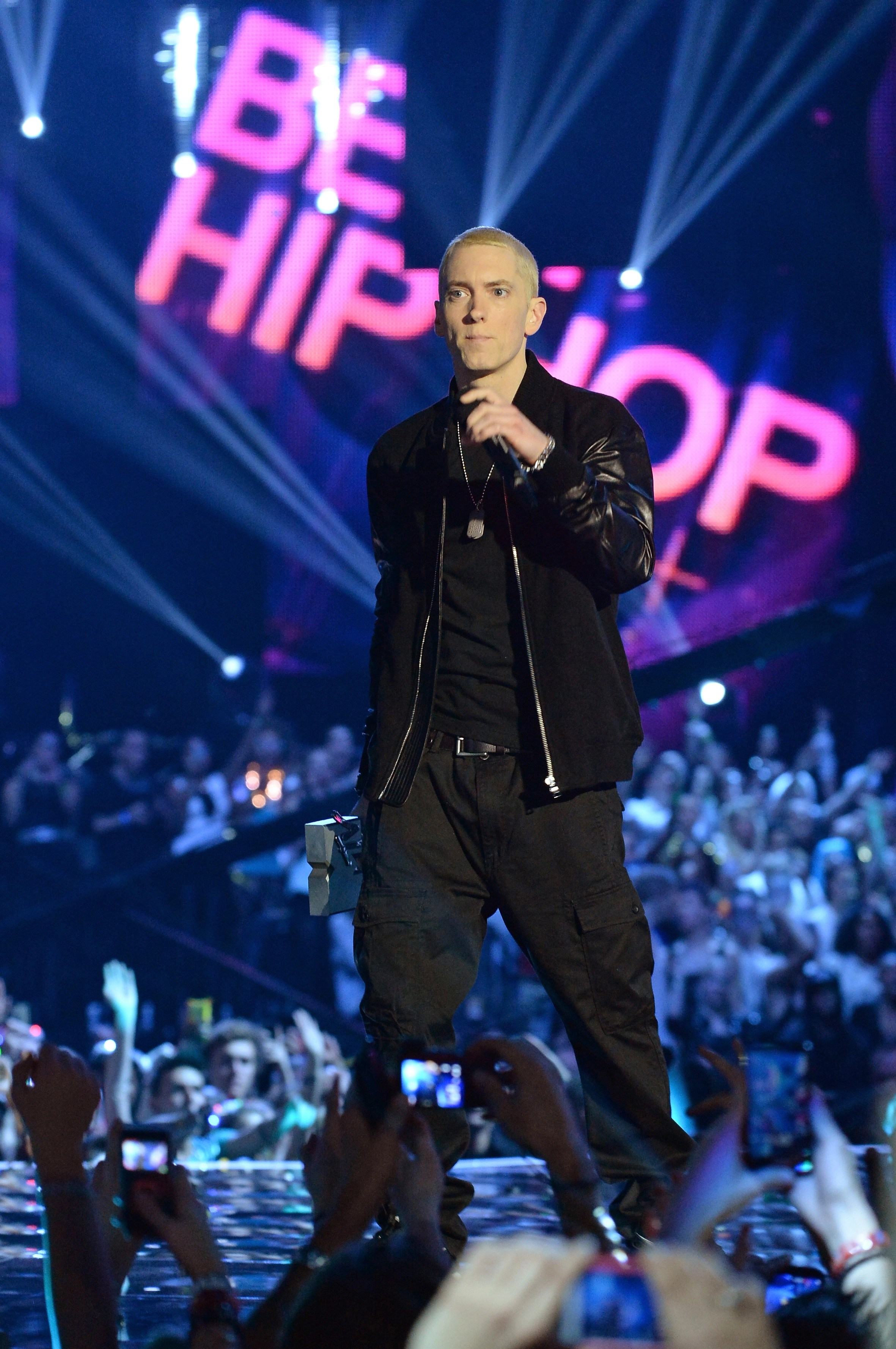 Eminem Reborn: The Second Coming of Marshall Mathers
