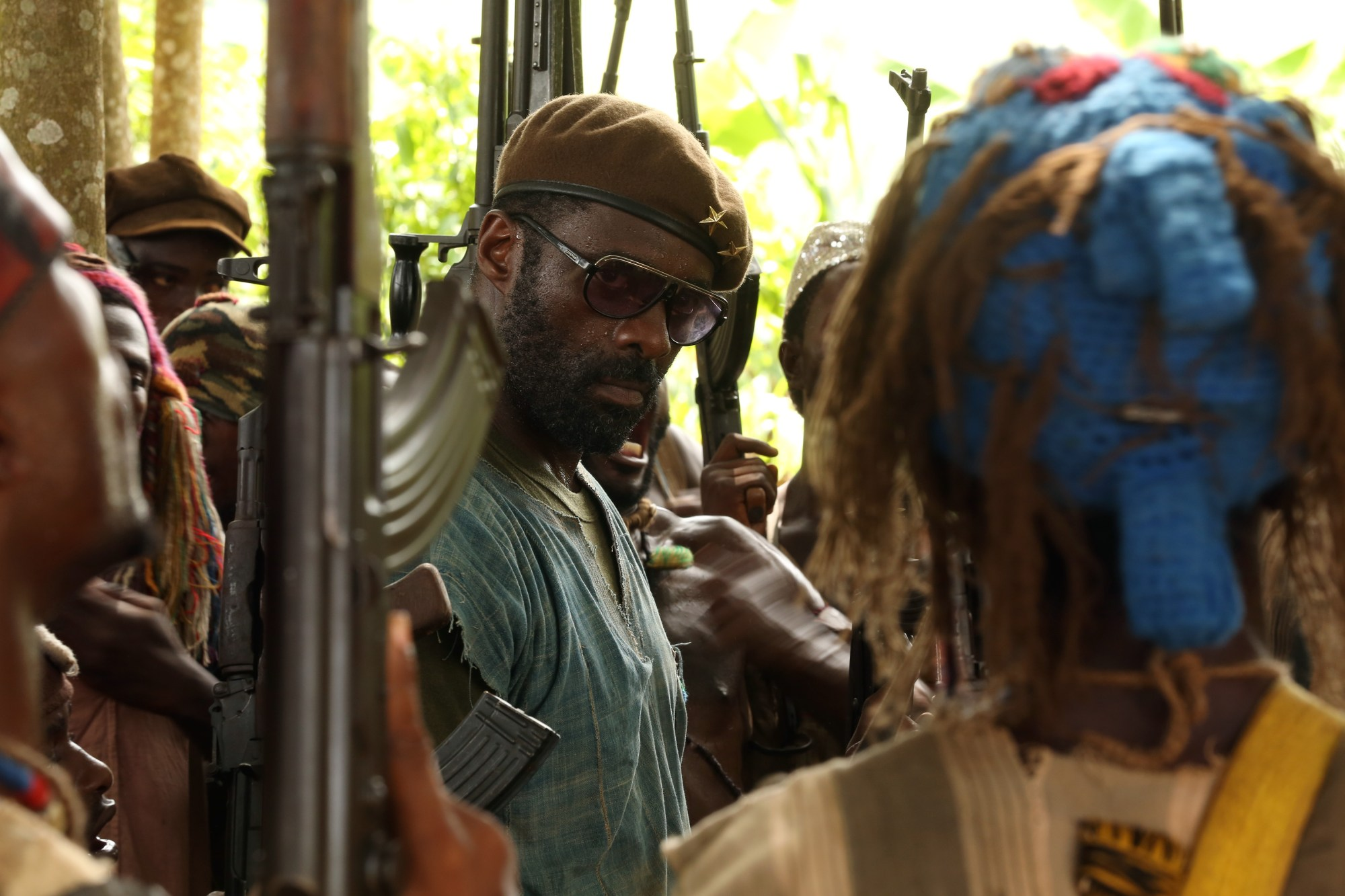 hight resolution of idris elba on beasts of no nation and making grown men cry rolling stone