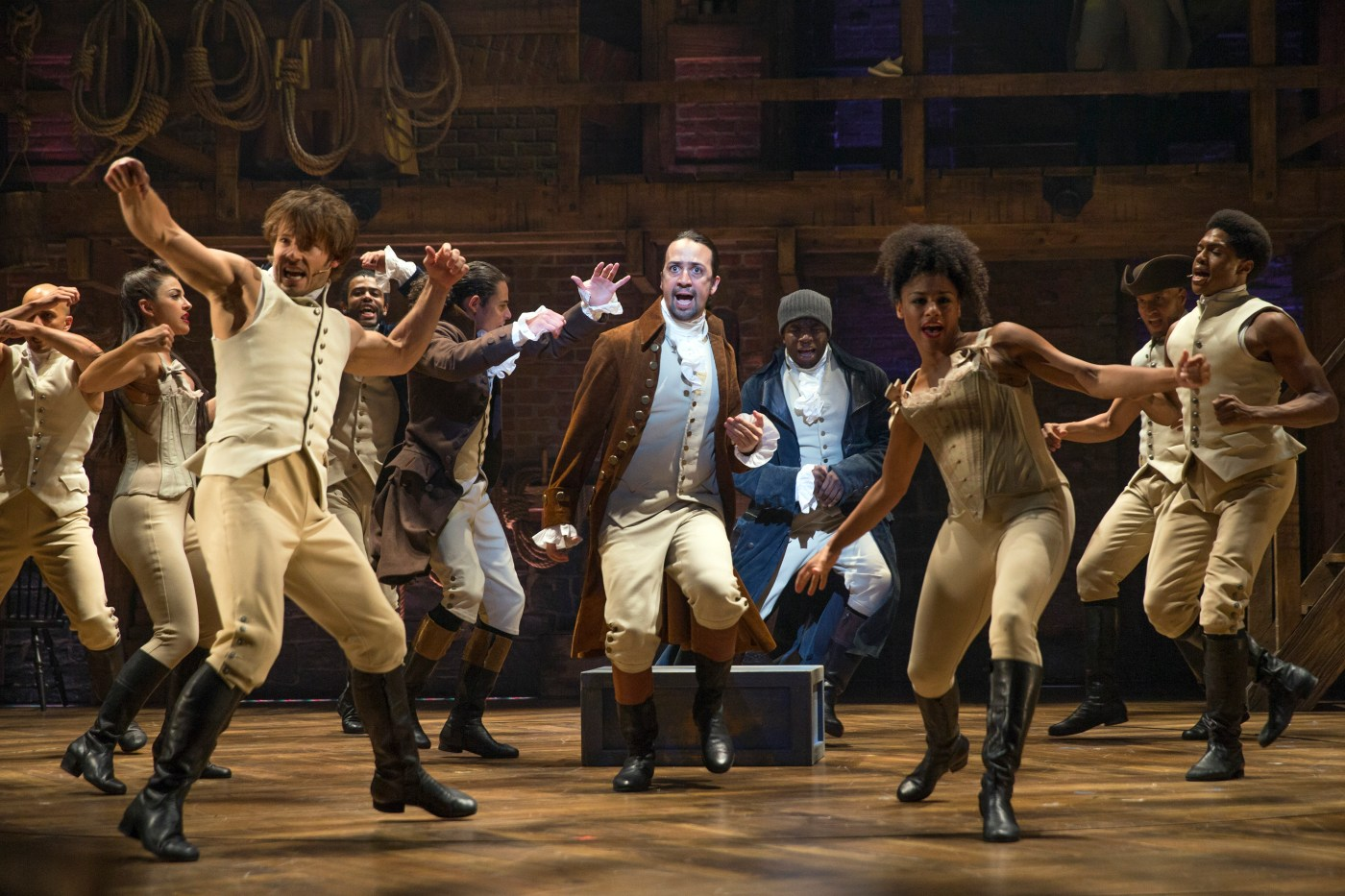 10 Commandments of Turning 'Hamilton' Into a Movie Musical ...
