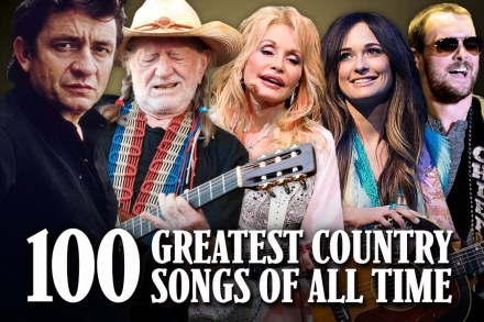 100 greatest country songs