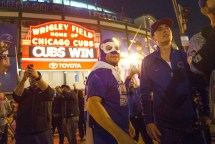 Chicago Cubs Wrigleyville Neighborhood Experiences Change