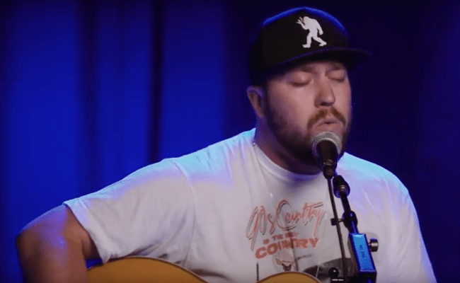 See Mitchell Tenpenny S Live Truck I Drove In High School