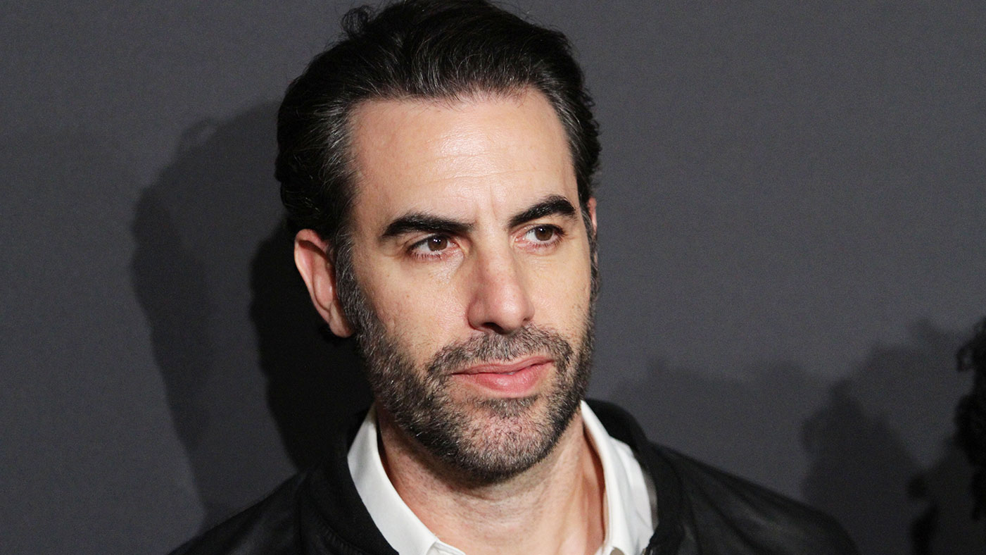 Sacha Baron Cohen Returns With New Series Who Is America