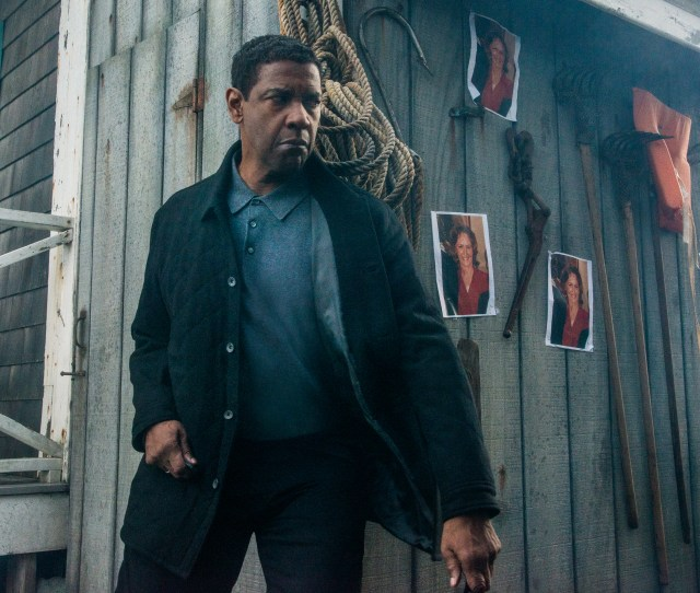 Denzel Washington Stars As Robert Mccall In Columbia Pictures Equalizer