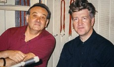 Hear David Lynch, Angelo Badalamenti's Bizarre, Unreleased Collaboration