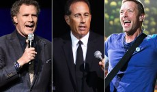 Will Ferrell Enlists Jerry Seinfeld, Chris Martin, Jimmy Kimmel for All-Star Charity Show