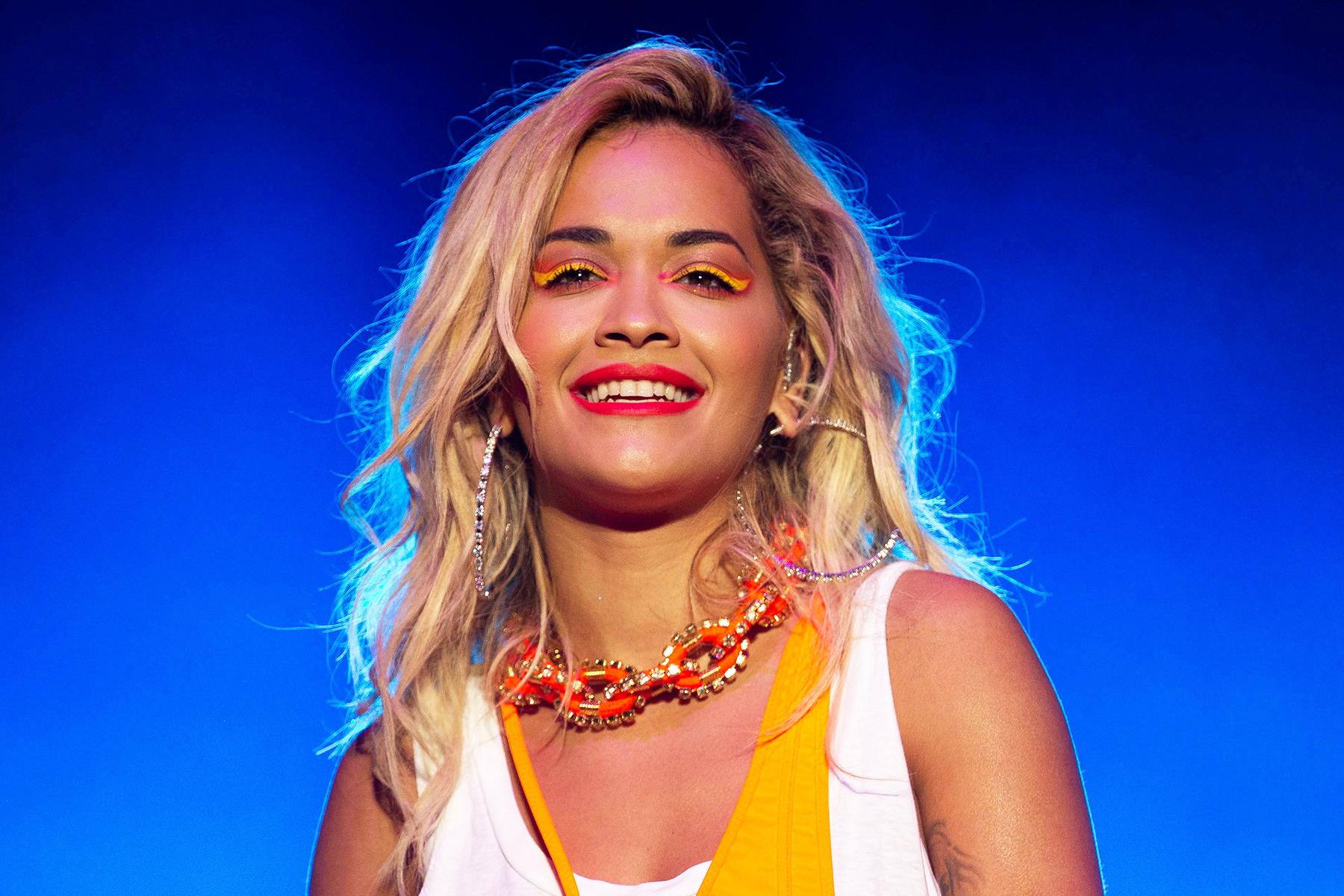 Rita Ora Details New Album Phoenix Rolling Stone