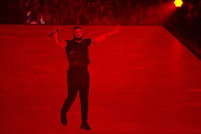 Drake Breaks the Beatles' Record for Most Top 10 Songs in a Year
