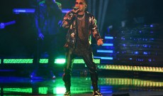 Ozuna Transforms 'El Farsante' Into Acoustic Ballad at Latin Grammys 2018