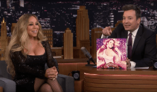 See Mariah Carey Perform 'The Distance,' Talk 'Glitter' Justice on 'Fallon'