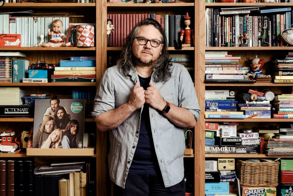 jeff tweedy memoir
