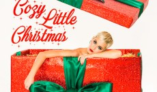 Katy Perry Unwraps New Holiday Song 'Cozy Little Christmas'