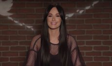 Watch Kacey Musgraves, Luke Combs Read Mean Tweets on 'Kimmel'