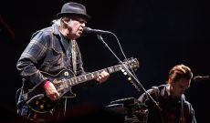 Neil Young Says Hyde Park Show Will Proceed Without Barclays as Sponsor