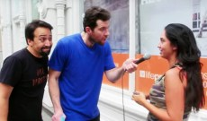 Watch Billy Eichner Parade Lin-Manuel Miranda Around New York City