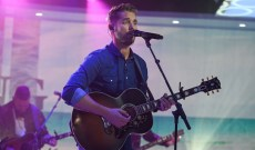See Brett Young's Driving 'Here Tonight' on 'Today'