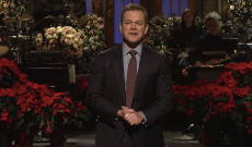 Matt Damon on 'SNL': 3 Sketches You Have to See