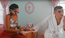 Gender-Swapped Bad Bunny Commands Surreal 'Caro' Video