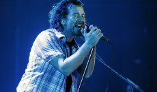 Flashback: Pearl Jam Debut 'Lightning Bolt' at 2013 Wrigley Field Gig