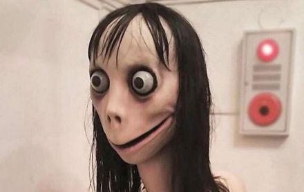 Image result for momo challenge HD