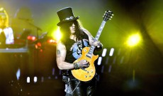 Slash Says There's Talk of a New Guns N' Roses Album