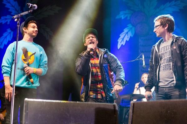 Lonely Island Plot - Multi-city Tour Rolling Stone