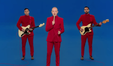 Watch Two Door Cinema Club's Quirky Video for 'Talk'