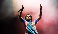 J. Cole Threatens Fans With Features if They Don't Stop Saying 'Platinum With No Features'