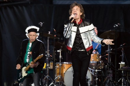 the rolling stones gather