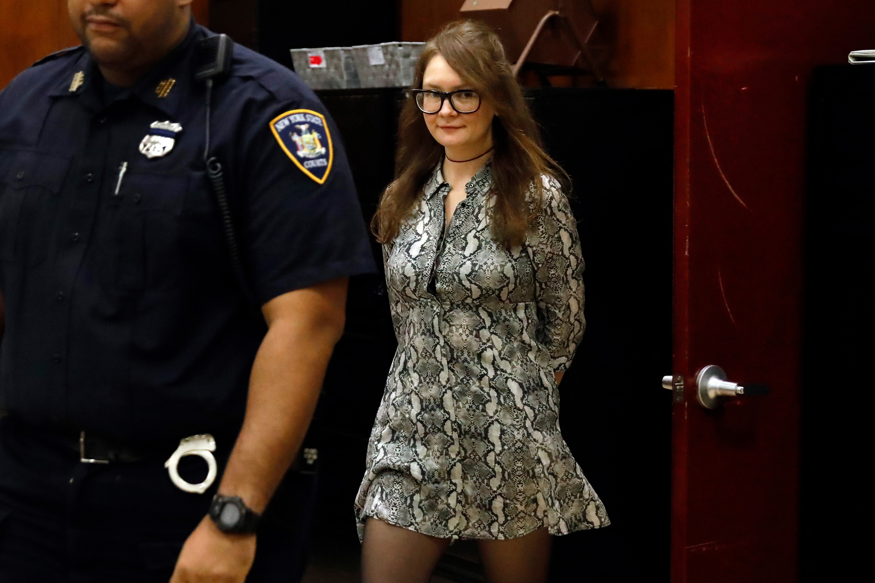 Soho Grifter Anna Delvey Sorokin Trial Draws to a Close