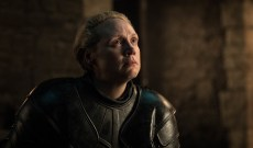 'Game of Thrones' Close-Up: The Knighting of Brienne of Tarth
