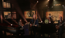 Watch The Lumineers Perform 'Gloria' on 'Colbert'