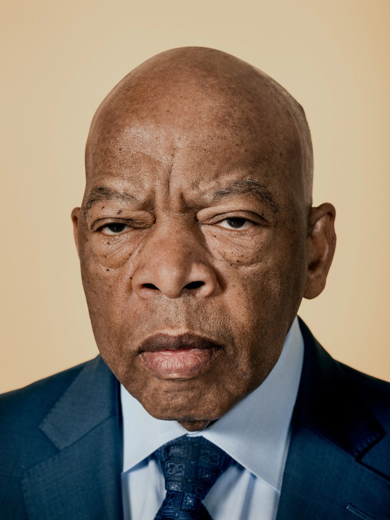 Rep John Lewis On Voting Rights Impeachment And Trump S