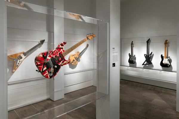 Play Loud Metropolitan Museum Of Art Rock And