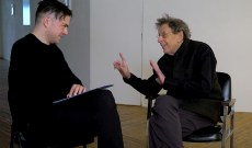 See Philip Glass Explain His New 'King Lear' Compositions to Composer Nico Muhly