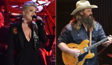 Hear Pink Sing With Chris Stapleton on New Ballad 'Love Me Anyway'