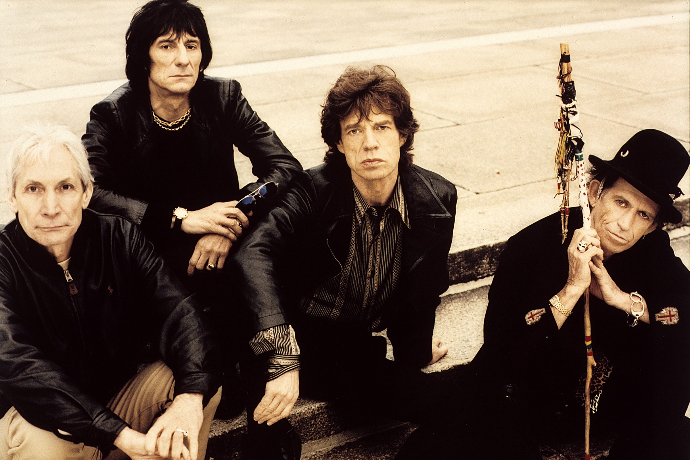 Rolling Stones Show Off Latter-Day Hits Triumphant Live ...
