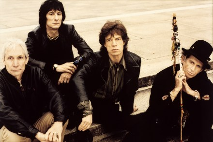 rolling stones show off