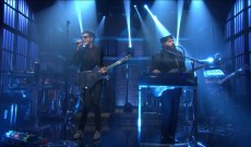 Watch Chromeo Make a 'Bad Decision' on 'Seth Meyers'