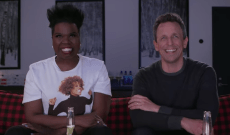 Watch Leslie Jones and Seth Meyers React to 'Game of Thrones' Finale on 'Meyers'