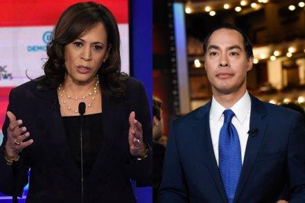 democratic debate scorecard grading