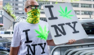 Last Ditch Effort Could Legalize Marijuana in New York
