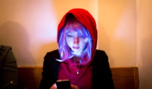 Could Texting Too Much Cause a Small Horn to Grow Out of Your Skull?