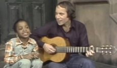 Flashback: Paul Simon Sings 'Me and Julio' on 'Sesame Street' In 1977